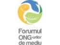 Forumul ONG de mediu – Orizont 2020