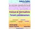 "Festival de spiritualitate. ""A Noua Dimensiune"" - Festivalul de Spiritualitate şi Terapii Complementare"