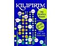 De miercuri 19 până duminică 23 la Dalles avem Kilipirim, cel mai mare targ de carte cu discount