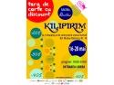 CUPA TAUBENREUTHER - ediţia a XI-a. Kilipirim 2012, ediţia a XIV-a, singurul targ de carte cu discount