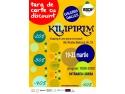 carte motivationala. KILIPIRIM, cel mai important târg de carte cu discount,  va avea loc peste o săptămână la Galeria Dalles