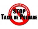 recuperare. Taxa poluare, Taxa de poluare, Taxa de mediu , Taxa poluare 2012