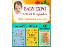 Editura PESCĂRUȘ vă așteaptă la BabyExpo, ediția de toamnă! De joi până duminică, între orele 10-19!