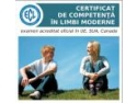 competenta. ECL Romania (European Consortium for Certification of Attainment in Modern Languages) - Certificatul de competenta lingvistica ECL pe lista Ministerului Educatiei pentru proba lingvistica la BAC!