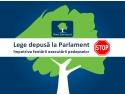 Noua Republică a depus la Parlament o Lege împotriva fentarii executării pedepselor