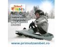 Editie de Iarna. Saniute pentru copii de la primulzambet.ro