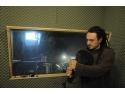 Lenin! - in studio, la inregistrarile pentru 'Am ceva de zis'