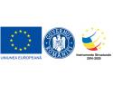 """""""Granturi pentru capital de lucru acordat IMM-urilor """" SC BLUE TRANS SPEDITION SRL Brosura ECO"""