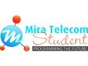 MIRA TELECOM. Au fost desemnaţi câştigătorii programului de internship MIRA TELECOM Student