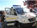 turnu severin. MIRA TELECOM a livrat patru autospeciale N.B.C.R. în valoare de 5 mil. lei pentru ISU Caraș - Severin, Hunedoara, Arad și Timiș