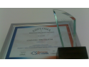 MIRA TELECOM. MIRA TELECOM premiată pentru cel mai bun proiect de educație