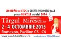 LICHIDARI de pana la 80% pentru NUNTILE 2016 - Targul Ghidul Miresei