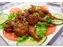 Carne de prepelita delicioasa cu un gust pregnant de afacere