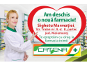 Catena a deschis o noua farmacie in Sighetu Marmatiei vacante discount