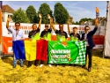 Catena Racing Team a invins Allianz si Daimler Mercedes la Campionatul European al Companiilor din Belgia felicitari de Craciun corporate
