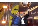 gala. Valentin Porcișteanu și Dan Dobre sunt vicecampioni naționali în clasamentul general (credit foto: RallyZoom.ro)