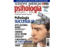 american football. Din luna mai, Scientific American Mind relansează Psihologia Azi!