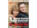 Vineri, 30 Mai, Angela Similea si Ovidiu Komornyik concerteaza la Sala Palatului