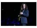 Bucurestenii au fost extaziati de saxofonul lui Kenny G!