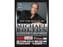 Biletele pentru concertul Michael Bolton livrate la domiciliu