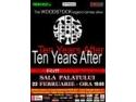 Curse speciale pentru concertul trupei Ten Years After! Microbuzele WOODSTOCK vin pe 22 februarie la Sala Palatului!