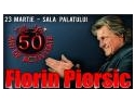 """Pe 23 martie la Sala Palatului - """"Hoinarind printre amintiri"""": Spectacolul vietii lui Florin Piersic la 50 de ani de cariera!!!"""