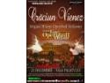 Formula extinsa a Orchestrei Originale a Balului Operei din Viena  face sarbatoare ca in Viena de Craciun!