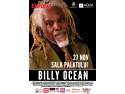 blue ocean strategy. Billy Ocean - 27 noiembrie 2013, Sala Palatului