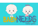 articole bebe. logo magazin online Babyneeds.ro