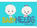 Biciclete copii dhs. logo magazin online babyneeds.ro