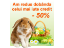 credit europe bank. campanie CreditFix.ro
