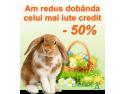 refinantare credit. campanie CreditFix.ro
