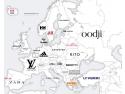 arhitectura de brand. Bigotti castiga  primul loc in topul celor mai populare branduri de haine din Romania