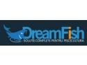 Dreamfish.ro  ofera clientilor produse si servicii de piscicultura  calitative la oferte avantajoase