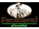 fabrica de lapte. logo magazin online Fermierul Afacerist
