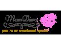 invitatii. logo magazin online Mandiva.ro