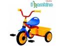 triciclete cop. Ilbambino.ro prezinta noua gama de triciclete pentru copiii aventurosi si dornici de plimbari