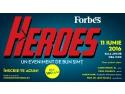 Forbes Heroes aduce pe scena a treia generație de eroi