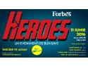 forbes  lifesize  veracomp. Forbes Heroes aduce pe scena a treia generație de eroi