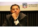 Prof. Daniel David despre Arta Fericirii la Palatul Noblesse