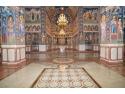 Firma Noblesse Group International a fost omagiată pentru proiectul realizat la mănăstirea Sf. Maria din Techirghiol cosuri cadou Craciun