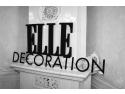 tobi deco design. Noblesse Interiors, partener oficial Elle Deco Romanian Design Awards 2016
