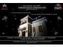 Noblesse Palace Christmas Fair – Magic ON! parchet alb
