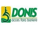 Rommedica. DONIS va invita la ROMMEDICA 2008, in perioada 7-10.05.2008. Pentru bilete de intrare gratuite sau pentru indicatii de localizare rapida a standului DONIS in cadrul expozitiei, va rugam sa telefonati la 0723.278.727.