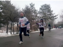 Dunarea si Delta. Delta Studio și Vladimir Drăghia sprijină Pădurea Copiilor cu 1000 puieți la Semimaratonul Gerar