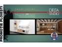 Delta Studio si CSU Asesoft iti ofera 20% discount pentru baia si bucataria visurilor tale