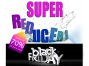 izoblue Studio. Saptamana  Black Friday la Delta Studio
