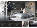Toată iarna, 20% reducere la răsfăț în canapele și paturi celebre!