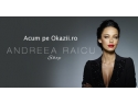 Andreea Raicu îşi deschide magazin pe Okazii.ro