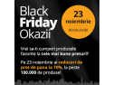 black friday bio-cosmetics. Black Friday Okazii, reduceri de pana la 70%